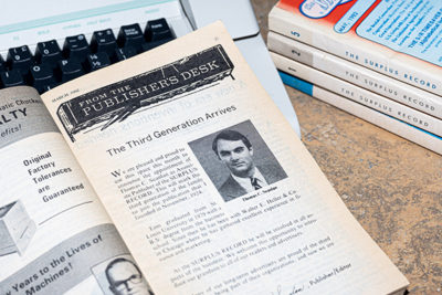 1982 edition Publisher's page