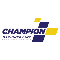 Champion Machinery logo