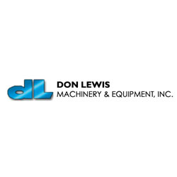 Don Lewis Machinery logo