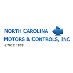 North Carolina Motors & Controls logo