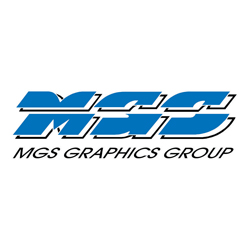 MGS Graphics Group logo